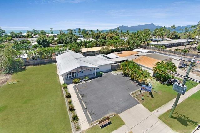 Cardwell Family Practice from the air