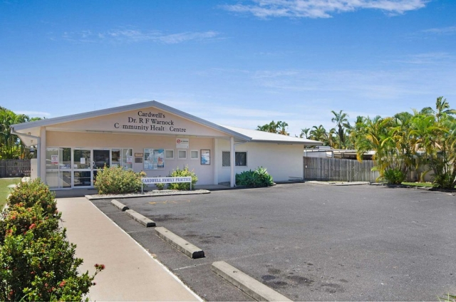 Cardwell Family Practice - our practice