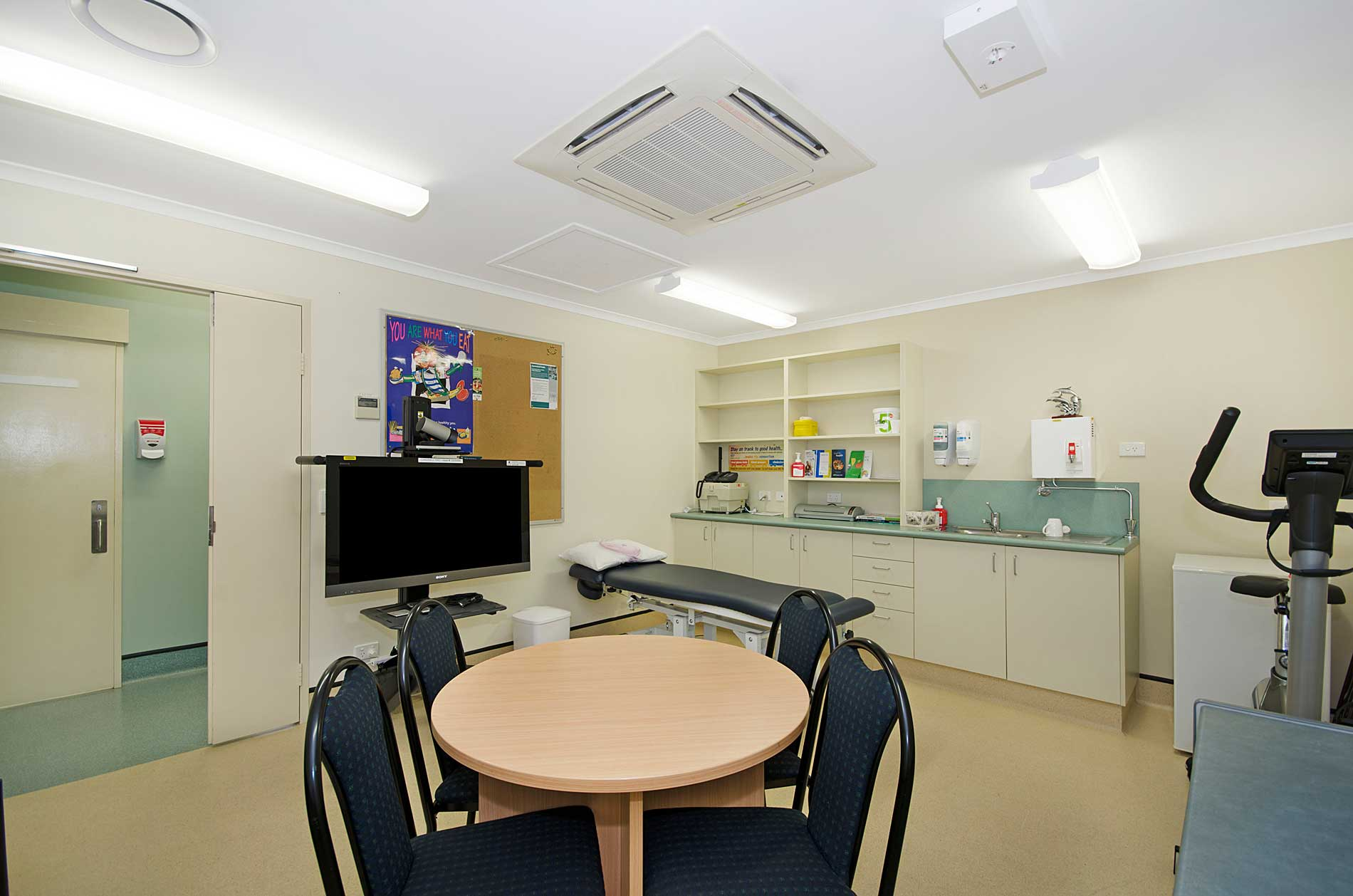 Cardwell Family Practice - staff room