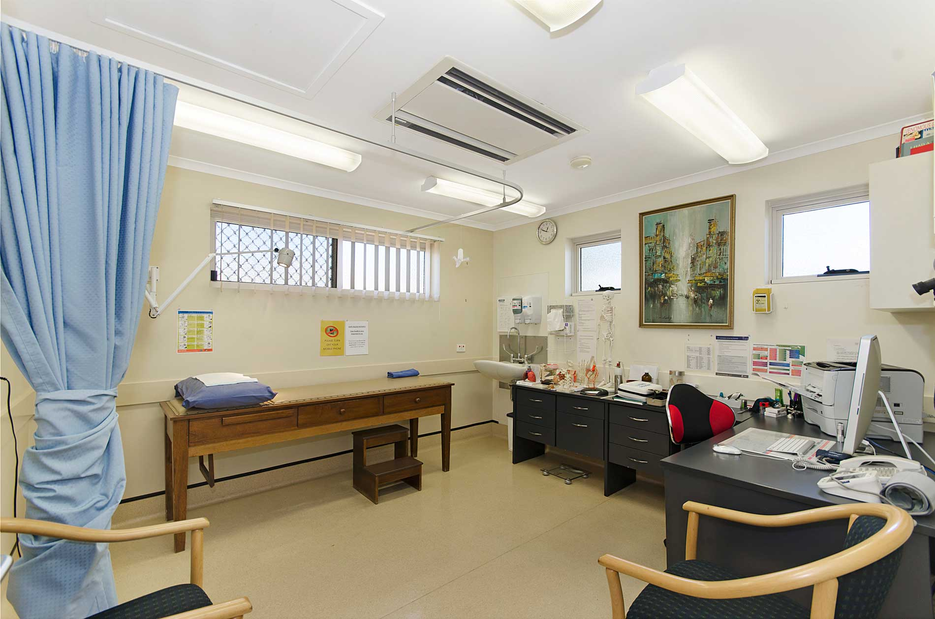 Cardwell Family Practice - doctors surgery